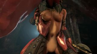 Soulcalibur II Porn Talim 3D SFM Collection HD 720p