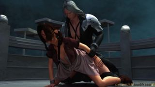SFM Tube Video 2018 - Aerith, Sephiroth - HD 720p720