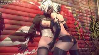 Nier Automata - SFM Compilation with Sound