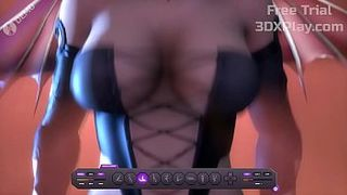 NEW Video Game Helena Fucking POV